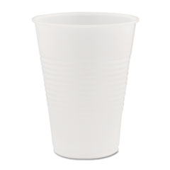 Conex Galaxy Polystyrene Plastic Cold Cups, 9oz, 100 Sleeve, 25 Sleeves/carton