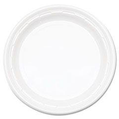 Famous Service Impact Plastic Dinnerware, Plate, 10 1/4